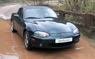 Mazda MX-5 NB 1.8 Rent Lisboa (Lisabon)