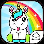 Unicorn Evolution - Idle Cute Clicker Game Kawaii Icon