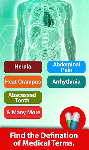 Medical Dictionary 1.4 screenshots 6