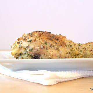Italian Parmesan Chicken.