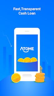 atome credit fast easy cash loans online apps on. Black Bedroom Furniture Sets. Home Design Ideas