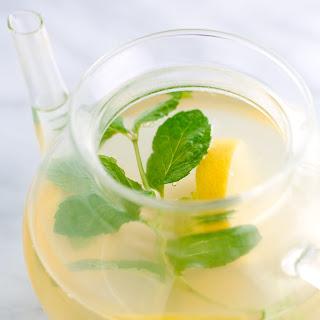 Ginger Lemon Mint Tea Recipes.