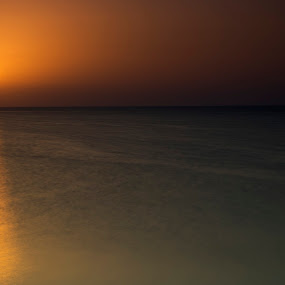 JUBAIL SUNSET KSA by Abdullah Alghamidi - Landscapes Sunsets & Sunrises