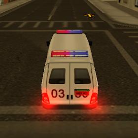 Ambulance Parking Simulator 3D