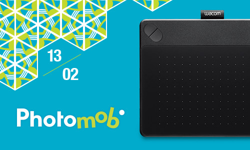 13 февраля: Wacom на Photomob 2016