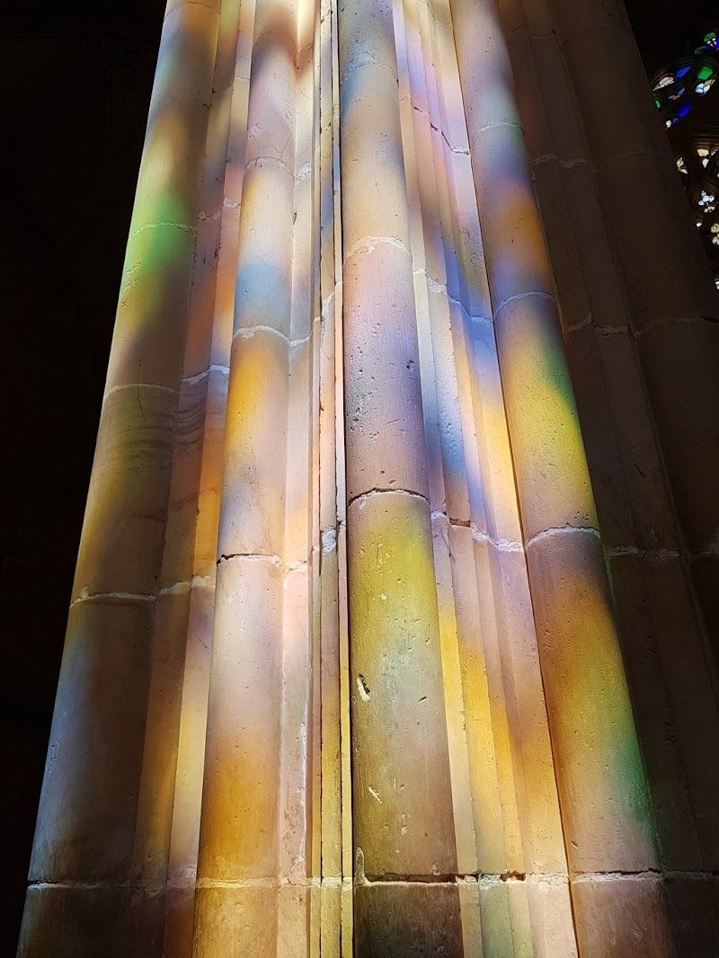 Colonna di luce di Boboparra