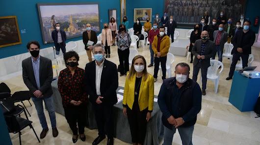 La Junta presenta la convocatoria de subvenciones para centros Guadalinfo 2021
