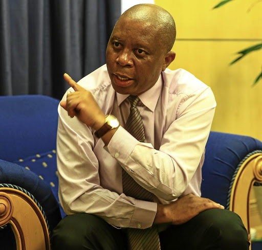 City of Johannesburg mayor Herman Mashaba. Picture: SUPPLIED