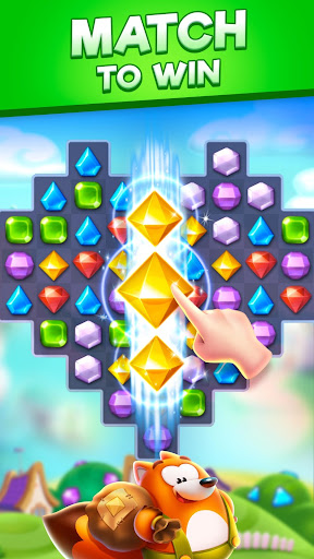 Bling Crush - Jewel & Gems Match 3 Puzzle Games apkslow screenshots 6