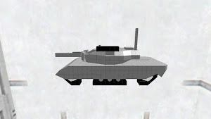 戦車シャーシ チーフテンモデル。