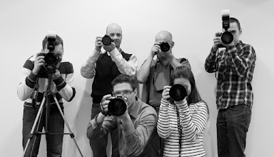Photo: Other photographers is the theme this week for project 52. Where I live, you seldom see any photographers at all, so I invited a bunch of co-workers to a short modelling session.  For #2012Project52 by +Giuseppe Basile and +Kate Church.