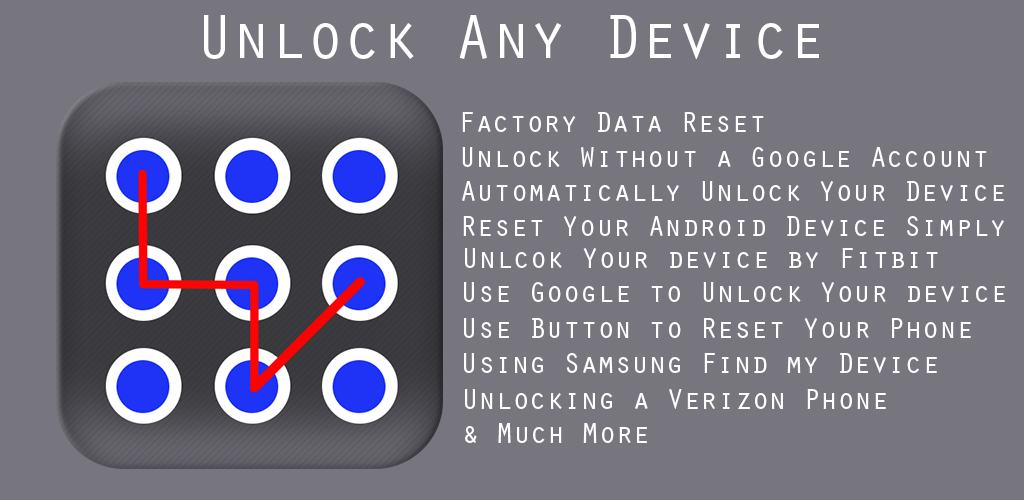 Unlock any Device Techniques: 1 0 Apk Download - unlock