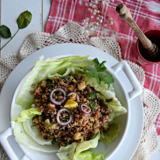 Roasted Buckwheat Salad.
