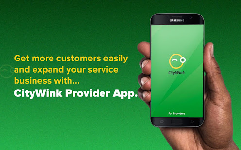 Citywink Pro Services Job Leads For Providers Aplikacje W Google Play