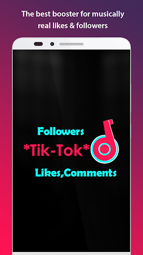Download Boost Fans For Tik-Tok Likes & Followers APK latest