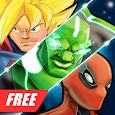 Superheroes Fighting Games Shadow Battle apk