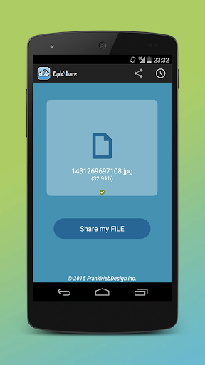 ApkShare - Link QR code