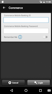 Commerce Mobile Banking- screenshot thumbnail