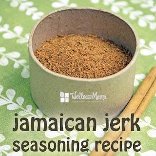 Jerk Seasoning.