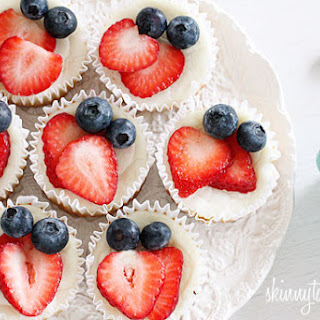 Blueberry Cheesecake Cupcakes Recipes