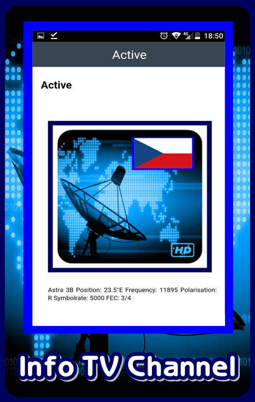Czechia Hd Info Tv Channel Android Apps On Google Play