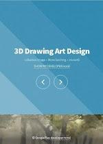 3D Drawing Art Design - screenshot thumbnail 06
