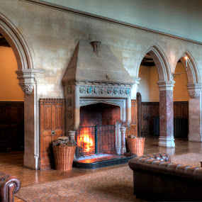 The Fireplace by Parker Lord - Buildings & Architecture Public & Historical ( wedding, lord parker )