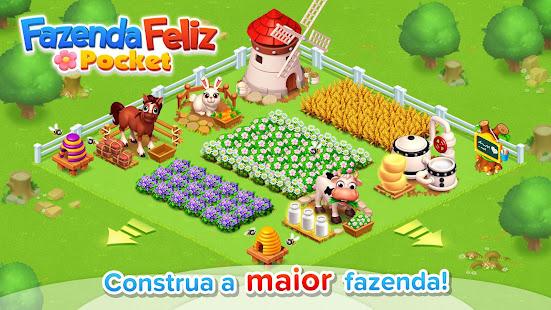 Resultado de imagem para fazenda feliz pocket