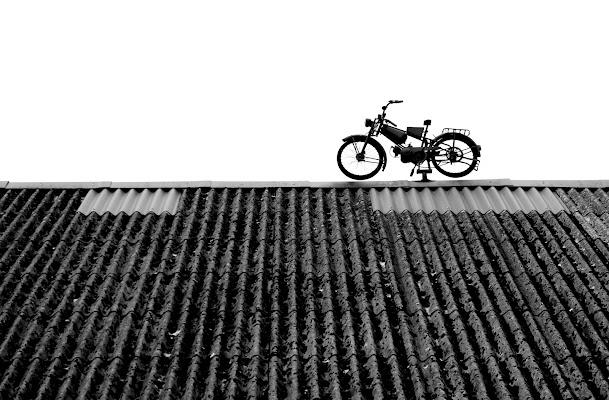 Parcheggio in alto di Gianluca Presto