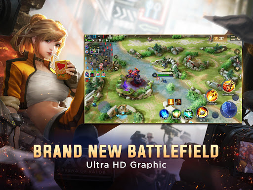 Garena AOV - Arena of Valor: Action MOBA  screenshots 12