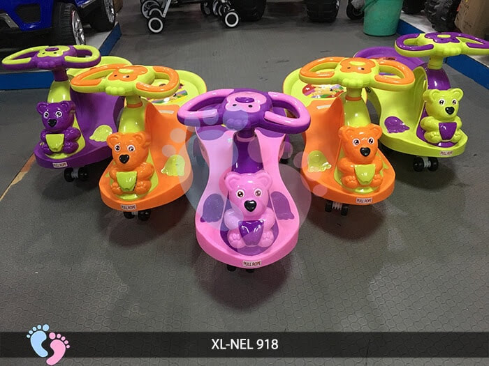 Xe lắc tay trẻ em Broller XL NEL-918 5