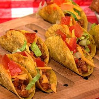 Clinton Kelly'S Pork Mini Tacos Recipe