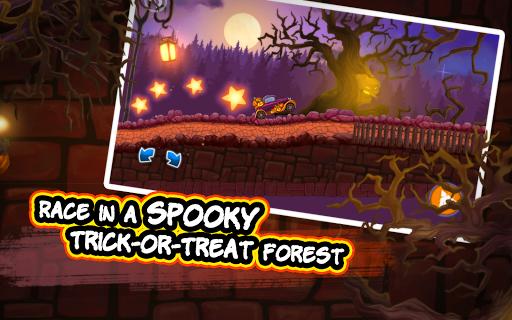 玩免費冒險APP|下載Halloween Cars: Monster Race app不用錢|硬是要APP