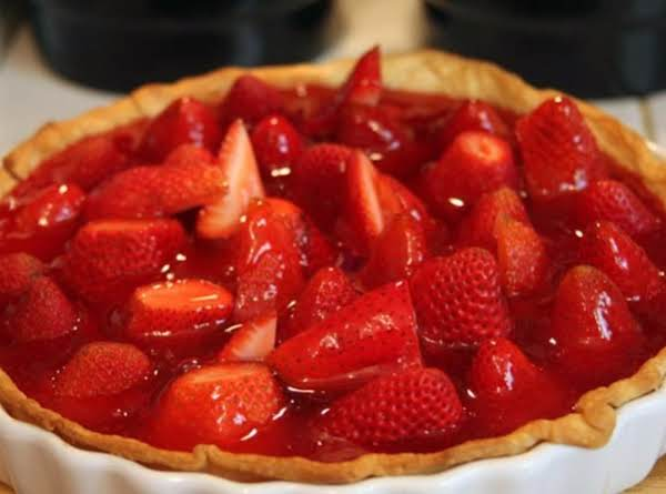 Shoney S Strawberry Pie Just A Pinch Recipes