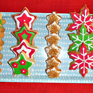 My First Christmas Cookies