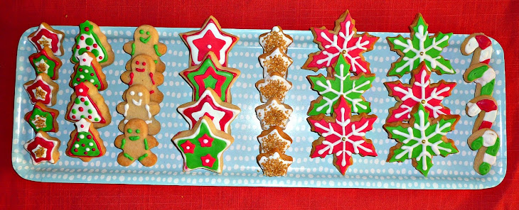 My First Christmas Cookies Recipe