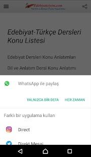 YKS Türkçe - Edebiyat Dersleri - náhled