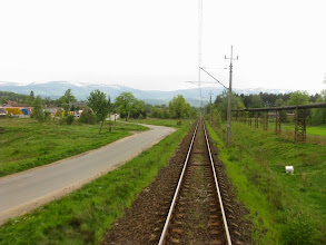 Photo: Szlak Jelenia Góra Cieplice - Jelenia Góra Zachodnia