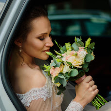 Wedding photographer Yuliya Androschuk (androshchukjulia). Photo of 07.12.2017