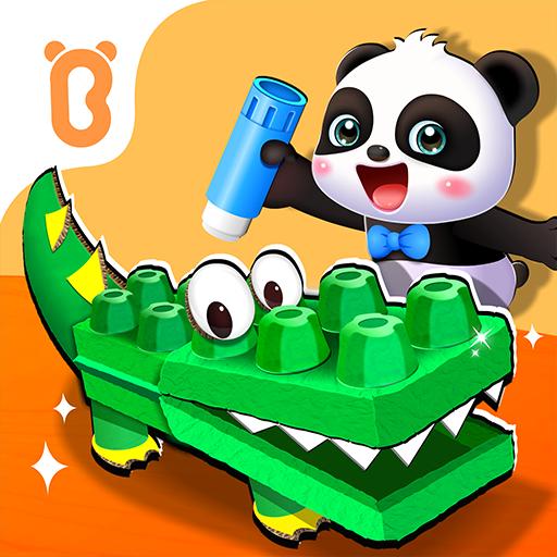 Quebra-cabeça de animais do Bebê Panda