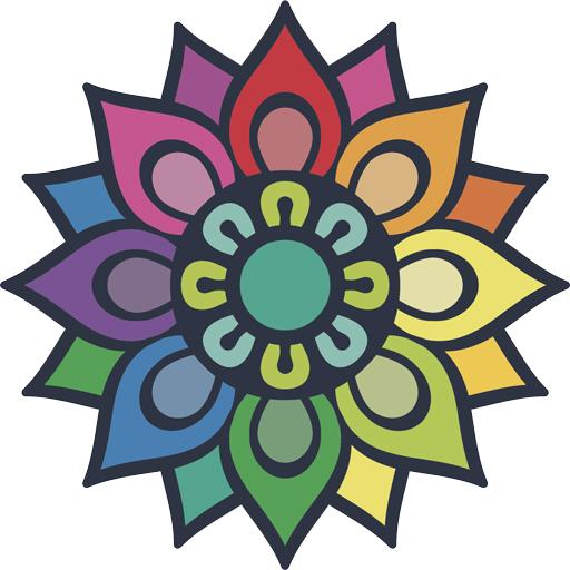 Mandalia Free Mandalas Coloring Book For Adults Google Play De