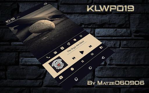 KLWP Skin Pack 02