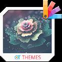 Blue Xperia Theme icon
