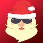 Santa Hat Trick Icon