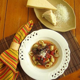 Zuppa Salsiccia, Italian Sausage Soup.