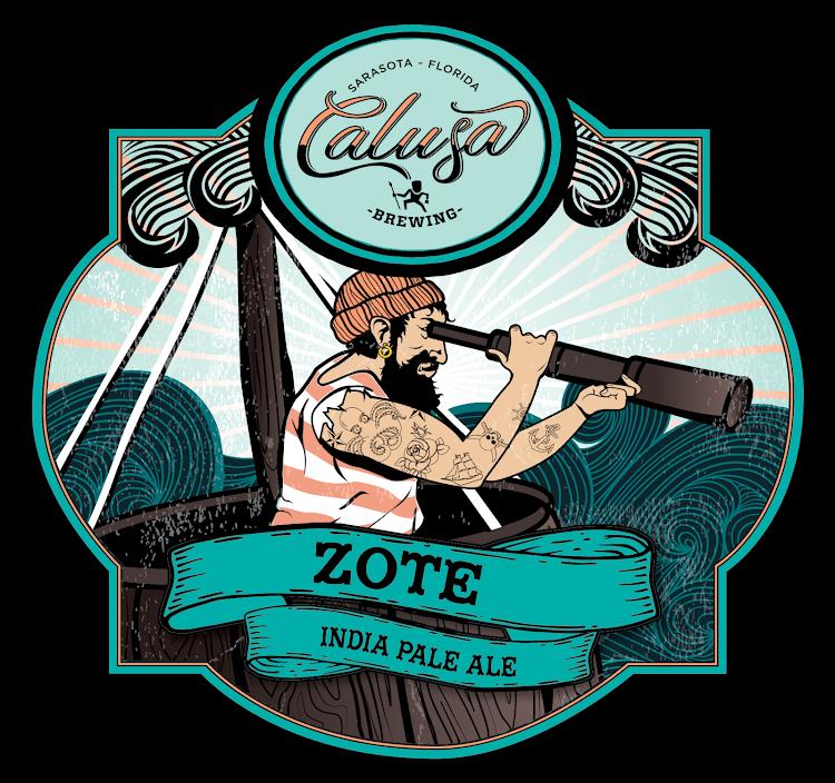 Logo of Calusa Zote