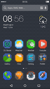 Lego Style: DU Launcher Theme screenshot 0