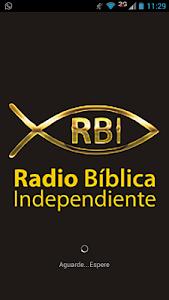 Radio Biblica Independiente screenshot 3