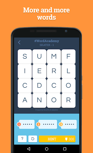 Word Academy  gameplay | by HackJr.Pw 2