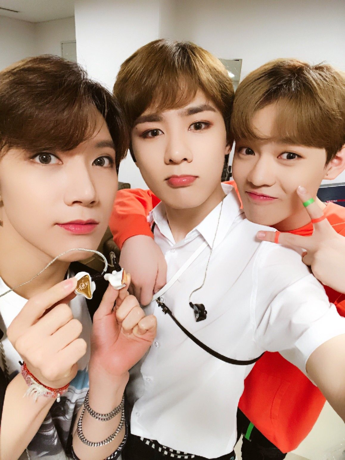 NCT Ten, Kun and Chenle